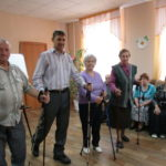 Заставка для - Помощь пансионату для пожилых людей